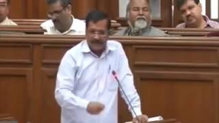 arvind kejriwal speaks on how gujrat cm got 25 crore from aditya birla group