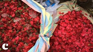 Flower Traders on Demonetisation : 'Modi has stashed his own money, We have to Suffer'
