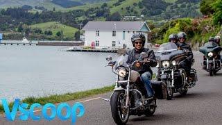 Sidharth Malhotra Cruises With 'Kiwi Buddies' | New Zealand Vacay #VSCOOP