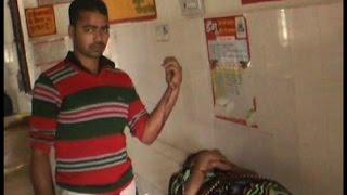सत्ता के नशे में चूर सपा नेता ने की युवक की पिटाई