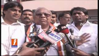 Govt Should Take Necessary Steps Before Announce Currency Ban V Hanumantha Rao