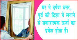 Bad Luck Omen of Mirrors. #AcharyaAnujJain कही दर्पण तो नही, आपकी परेश&#23