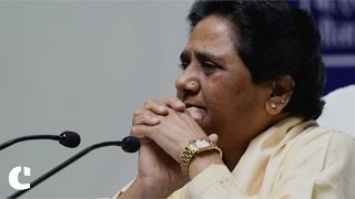 """""""We want a JPC to probe into the issue""""- Mayawati on demonetisation"""
