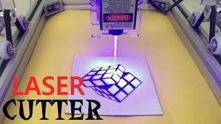 DIY LASER CUTTER/ENGRAVING MACHINE KIT