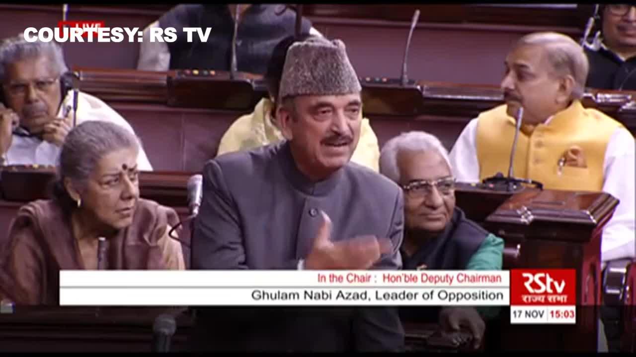 Congress leader compares alleged demonetisation deaths to Uri attack