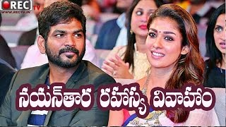 Actress Nayanthara Secret wedding with Vignesh Shivan - Latest telugu film news updates gossips