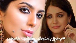 Anushka Sharma Ae Dil Hai Mushkil Makeup BeautyConfessionz