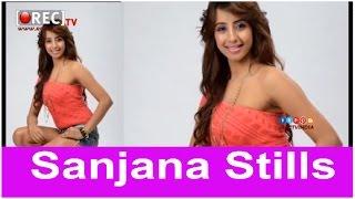 Actress Sanjana Stills - Latest tollywood photo gallery