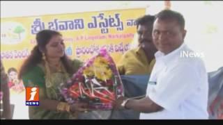 Sri Bhavani Estates Launches New Estate Near Narketpally Nalgonda iNews
