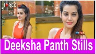 Actress Deeksha Panth Stills - Latest tollywood photo gallery