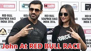UNCUT | Red Bull Soapbox Race - Mumbai 2016 John Abraham Sonakshi Sinha