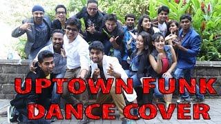 Uptown Funk Mark Ronson Dance cover by Dance floor studio