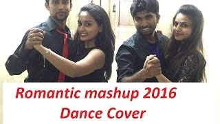 Romantic Mashup 2  DANCE Cover by DANCE FLOOR STUDIO DJ Chetas KUNAL