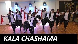 Kala Chashma Baar Baar Dekho BHANGRA BollyHop Dance Cover KUNAL Dance floor studiO Badshah