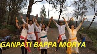 Ganapathi Bappa morya Dance cove Allu Arjun Dance Floor studio