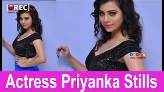 Actress Priyanka Stills - Latest tollywood photo gallery