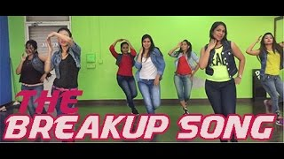 The Breakup Song   ADHM   Dance Cover kunal Dance floor studio