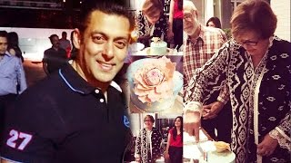 (Inside Pics) Salman Khan's Stepmother Helen's BIRTHDAY PARTY 2016