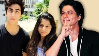 Shahrukh Khan OPENS On $EX Education Of His Kids