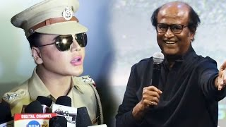 Rakhi Sawant REVEALS Doing ITEM SONG With Rajnikanth