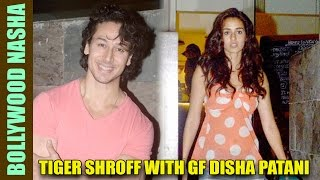 Tiger Shroff With Girlfriend Disha Patani SPOTTED On DINNER DATE At The Korner House