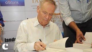 Jeffrey Archer on His Style of Writing