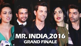 UNCUT - Mr. INDIA 2016 Finale - Hrithik Roshan, Sana Khan, Gurmeet Choudhary, Debina Bonnerjee