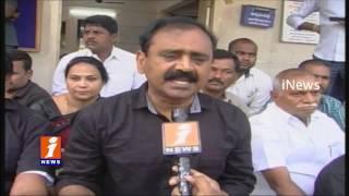 BJP Leaked Information To Chandrababu Before Notes Ban |  Bhumana Karunakar Reddy iNews