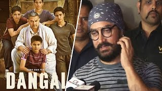 DeMonetisation Effect On Dangal, Aamir Khan's Reaction