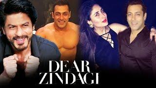 Salman Khan Goes SHIRTLESS For Shahrukh Khan, Salman PARTIES With Pregnant Kareena Kapoor