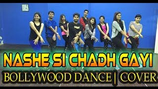 Nashe Si Chad Gayi Befikre Bollywood Dance cover dance floor studio