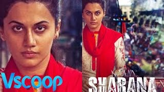 First Look Of Fierce Taapsee Pannu In Naam Shabana #Vscoop