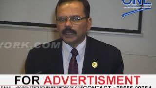 election commissioner punjab mr.v.k. singh ki press confrence | punjab vidhan sabha elections