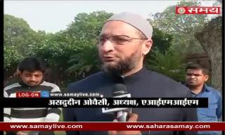 Asaduddin Owaisi on SC order National Anthem Necessary before the film in Cinema Hall