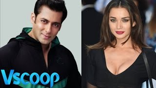 Amy Jackson Opens-Up On Dating Rumors With Salman Khan #Vscoop