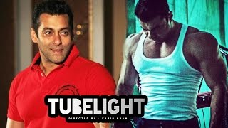 Sohail Khan's HOT Chiseled Body For Salman's TUBELIGHT