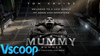 Tom Cruise Brings 'The Mummy' To Life In First Teaser #Vscoop