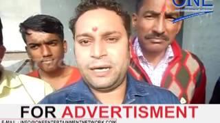 gurdaspur dinanagar shri bhagwat katha ka shubh aarambh yatra nikali gayi