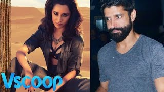 Farhan Akhtar Opens-Up On Linkup Rumors With Shraddha Kapoor #Vscoop