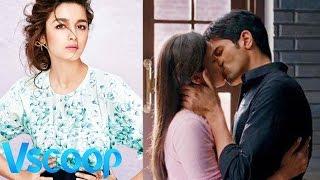 Alia Bhatt Pokes Sidharth Malhotra Is The 'Best Kisser' #Vscoop