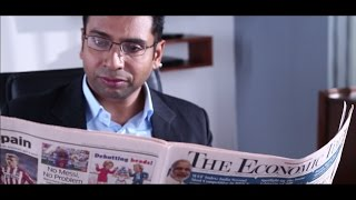 I have to and I love to read 'The Economic Times', Says Saurabh Mukherjea of Ambit Capital