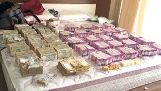 New notes worth Rs 4.7 crore seized in I-T raids