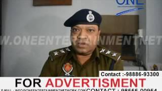 jalandhar police ne auto association ke saath ki meeting traffic rules follow karne ki di hidaayat