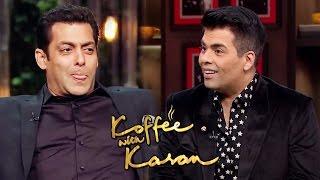 Salman Khan Makes AMAZING Revelations On Koffee With Karan 5