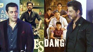 Salman Khan REACTS To Aamir Khan's DANGAL, Salman Khan PRAISES Shahrukh's RAEES