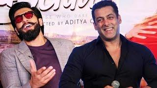 I'M A BIG FAN Of Salman Khan Since 3 Decades - Ranveer Singh - Flash Back