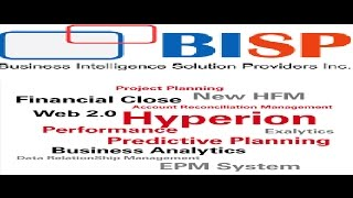 Oracle Hyperion HFM Introduction HFM Holistic View