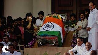 Politicians React to Jayalalithaa's Death