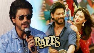 Mahira Khan Will PROMOTE Raees In India - Shahrukh Khan At Raees Trailer Launch