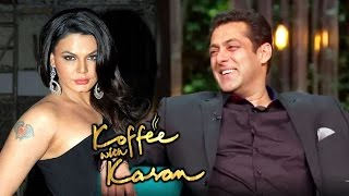 Salman Khan On HOOKING Up With Rakhi Sawant - HILARIOUS Reaction - Koffee With Karan 5